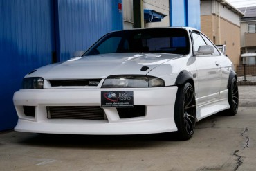 Nissan Skyline R33 GTS-T for sale JDM EXPO (N.8316)