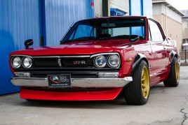 Nissan Skyline Hakosuka KGC10 for sale (N.8317)