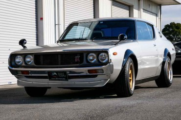 Nissan Skyline KENMERI GC111 at JDM EXPO (N.8318)