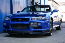 Nissan Skyline GT-R R34 V spec II for sale (N.8319)