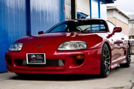 Toyota Supra JZA80 for sale (N.8322)