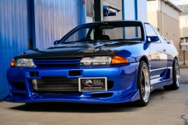 Nissan Skyline GTR R32 for sale JDM EXPO (N.8324)