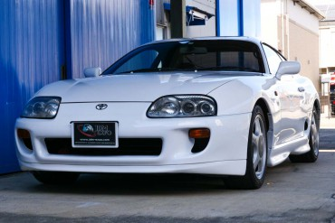 Toyota Supra JZA80 for sale JDM EXPO (N.8328)