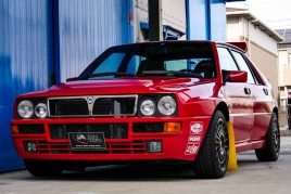 Lancia Delta HF integrale Evoluzione 2 for sale (N.8330)