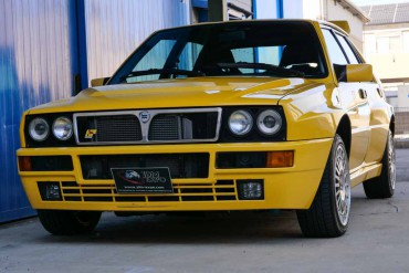 Lancia Delta HF integrale Evolution II for sale (N.8331)