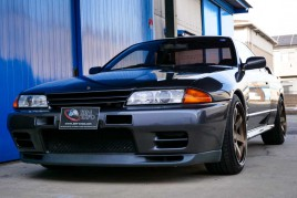 Nissan Skyline GTR R32 for sale (N.8332)