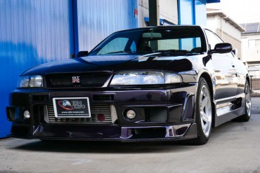 Nissan Skyline GTR V spec for sale (N.8335)