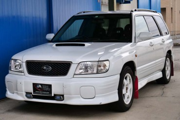 Subaru Forester STI for sale JDM EXPO (N.8337)