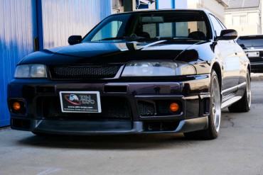 Nissan Skyline GTR R33 for sale JDM EXPO (N.8338)