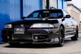 Skyline GTR R33 V spec for sale (N.8340)