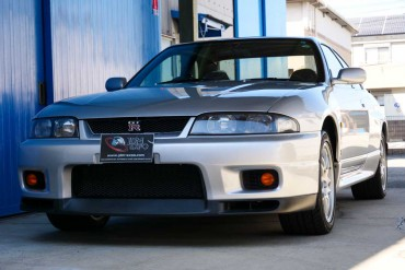Nissan Skyline GTR R33 V-Spec for sale JDM EXPO (N.8342)