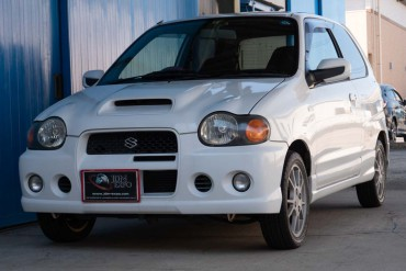 Suzuki Alto Works RSZ 2WD Turbo for sale (N.8345)
