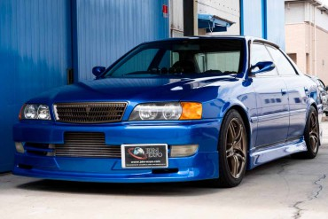Toyota Chaser JZX100 for sale (N.8347)