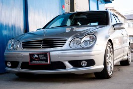 Mercedes-Benz class C55 WAGON AMG for sale (N.8350)