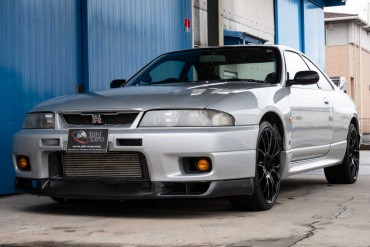 Nissan Skyline GTR R33 V spec for sale (N.8353)