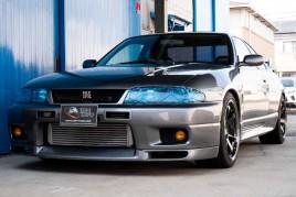 Nissan Skyline GTR R33 (N.8356)