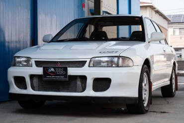 Mitsubishi Lancer EVO II for sale (N.8358)