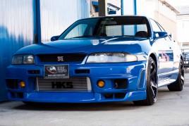 Nissan Skyline GTR R33 LM V spec for sale (N.8363)