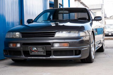 Nissan Skyline R33 for sale JDM EXPO (N.8364)