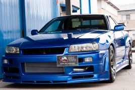 Nissan Skyline R34 for sale (N.8367)