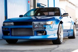 Nissan 180SX Sileighty for sale (N.8368)