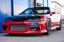 Nissan Silvia S15 Spec R for sale (N.8370)