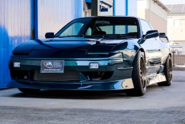 Nissan 180SX for sale (N.8374)