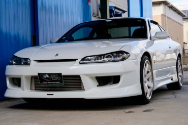 Nissan Silvia S15 SPEC R for sale (N.8376)