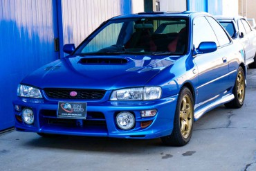 Subaru Impreza WRX Sti for sale (N.8379)