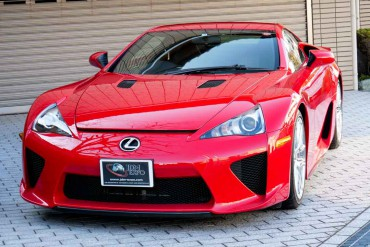 Lexus LFA for sale (N.8381)