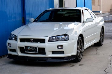 Nissan Skyline GTR M spec for sale (N.8382)
