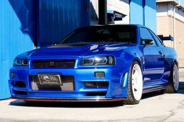 Nissan Skyline GTR R34 V spec Modified (N.8383)