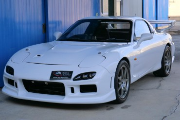 Mazda RX7 for sale (N.8384)
