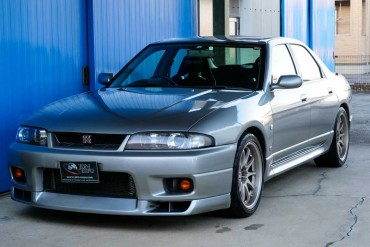 Nissan Skyline GTR R33 Autech Version (N.8387)
