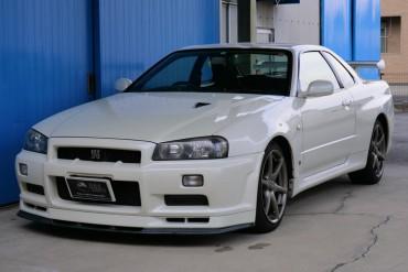 Nissan Skyline GTR R34 for sale JDM EXPO (N.8388)