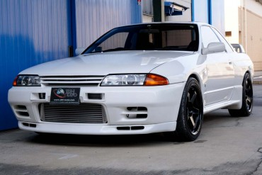 Nissan Skyline GTR R32 for sale (N.8393)