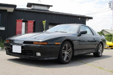 Toyota Supra 2.5GT Twin Turbo R for sale