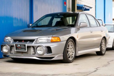 Mitsubishi Lancer Evolution IV (N.8400)