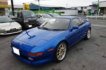 Toyota MR2 GT-S for sale
