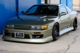 SILEIGHTY for sale at JDM EXPO (N.8420)