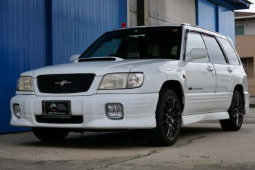 Subaru Forester STI for sale JDM EXPO (N.8423)