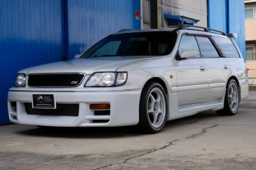 Nissan Stagea (N.8424)