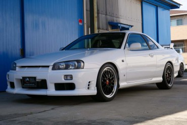 Nissan Skyline R34 for sale JDM EXPO (N.8427)