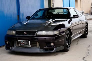 Nissan Skyline GTR R33 for sale JDM EXPO (N.8429)