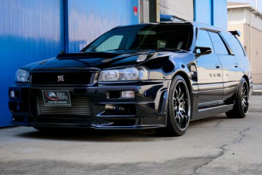 Nissan Stagea (N.8432)