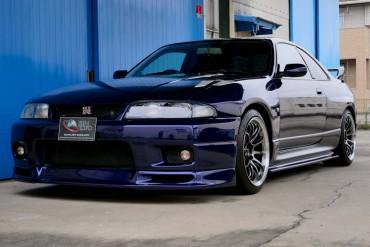Nissan Skyline GTR R33 V-spec (N.8434)