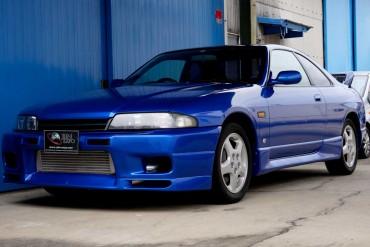 Nissan Skyline R33 for sale JDM EXPO (N.8435)