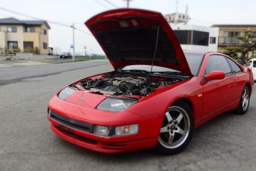 Nissan Fairlady Z 300ZX Twin Turbo 5 M/T