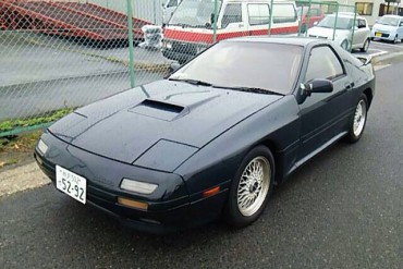 Mazda RX-7 Savanna FC3S-227101 for sale
