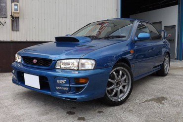 Subaru Impreza WRX RA STi for sale